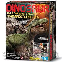 Набор для раскопок 4M Скелет тираннозавра (00-03221)