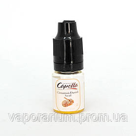 Ароматизатор Capella Cinnamon Danish Swirl (Булочка с корицей) 5 мл. (0207)