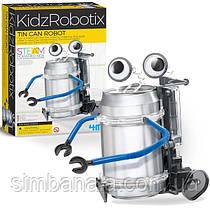 Науковий набір 4M Робот-бляшанка (00-03270)