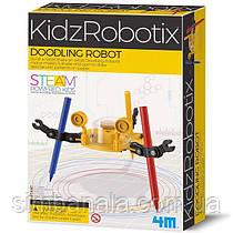 Науковий набір 4M Робот-художник (00-03280)