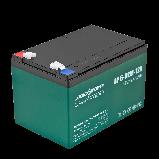 Тяговый свинцово-кислотный аккумулятор LP 6-DZM-12 - под Болт М5, фото 2