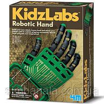 Науковий набір 4M Роботизована рука (00-03284)