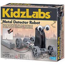 Научный набор 4M Робот-кладоискатель (00-03297)