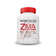 Бустер тестостерона NOSOROG Nutrition ZMA 120 caps