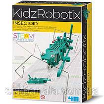 Науковий набір 4M Робот-инсектоід (00-03367)