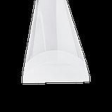Светодиодный линейный светильник Ilumia 36Вт, 1190мм, 4000К (нейтральный белый), 3000Лм (079), фото 2