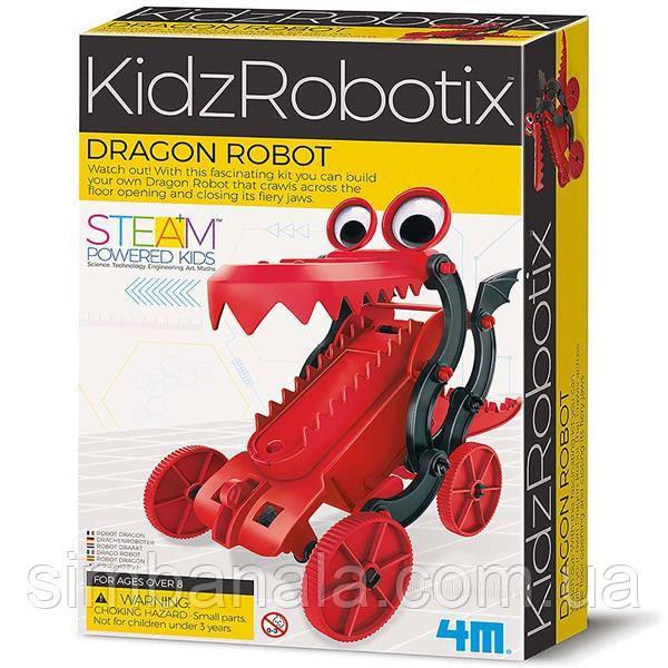 Науковий набір 4M Робот-дракон (00-03381)