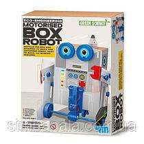 Науковий набір 4M Робот з коробок (00-03389)