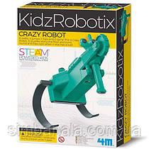 Науковий набір 4M Шалений робот (00-03393)