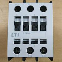 Контактор ETI CEM40.00 400V АC