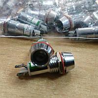 Сигнальна арматура AD22C-10 біла 24V AС/DC