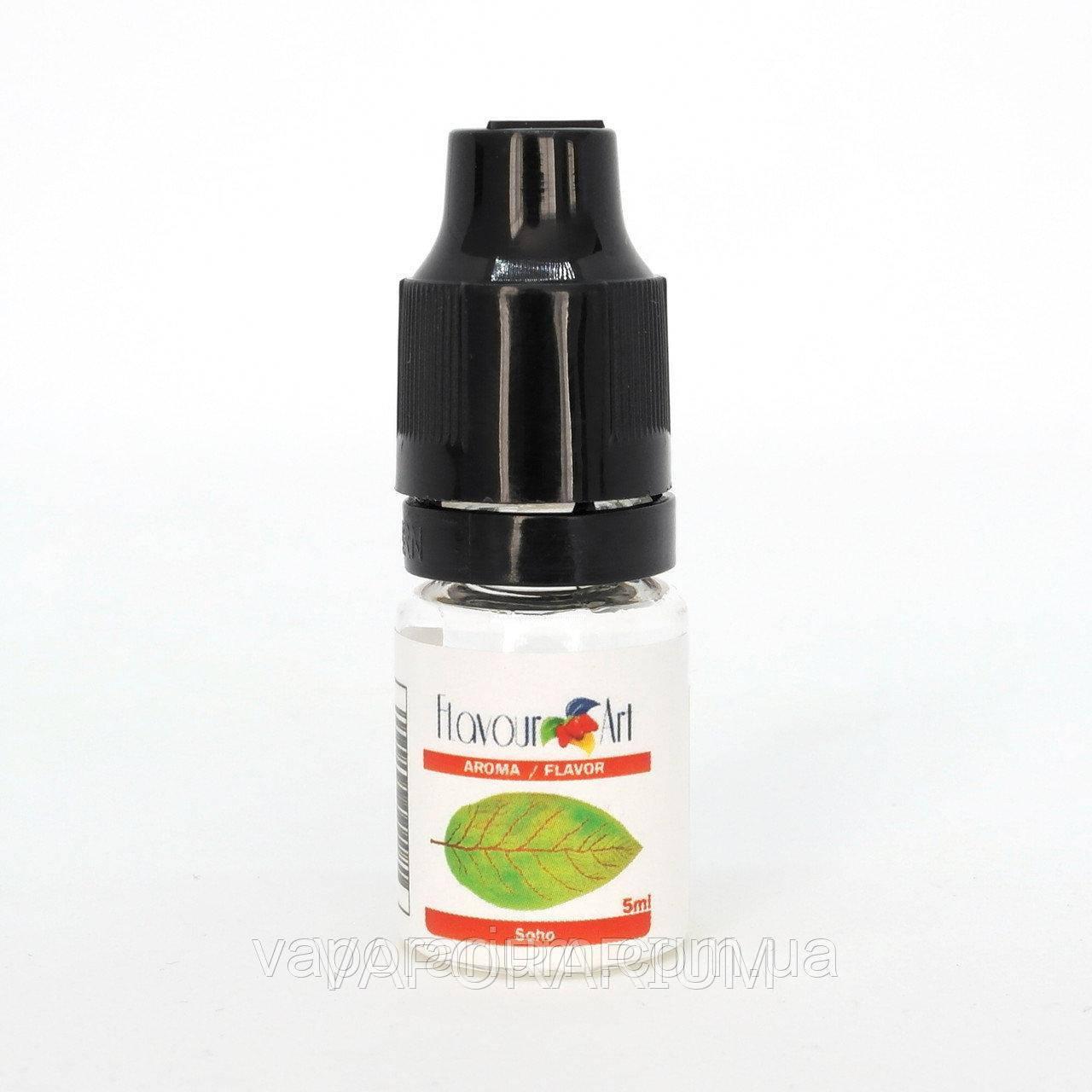 Ароматизатор FlavourArt Soho (Сохо-Табак) 5 мл. (0317)