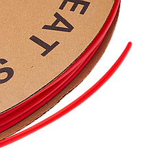 Термоусадочная трубка 5 мм (красная)