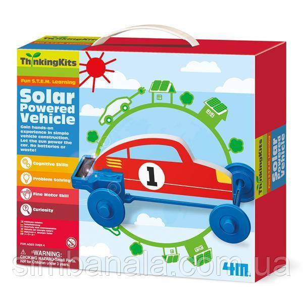 Научный набор 4M Автомобиль на солнечной энергии (00-04676)