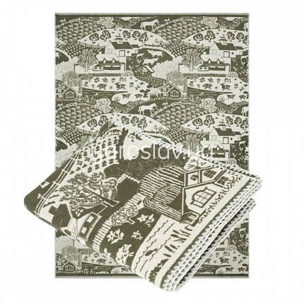 Одеяло из хлопка  140х205 ТМ Ярослав, фото 2