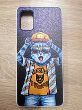 Чехол Samsung A51 (А515) / M40S Кот