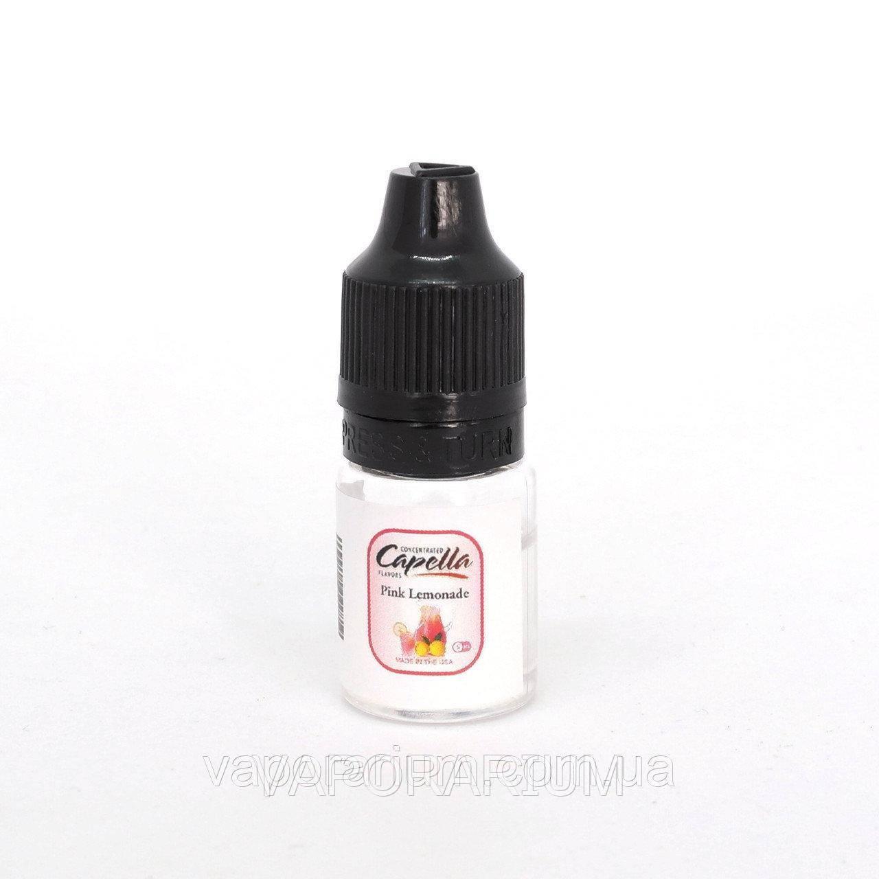 Ароматизатор Capella Pink Lemonade (Розовый лимонад) 5 мл. (0223)