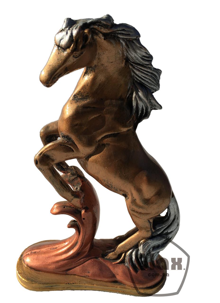 "Статуетка ""Кінь на задніх копитах"" маленька"