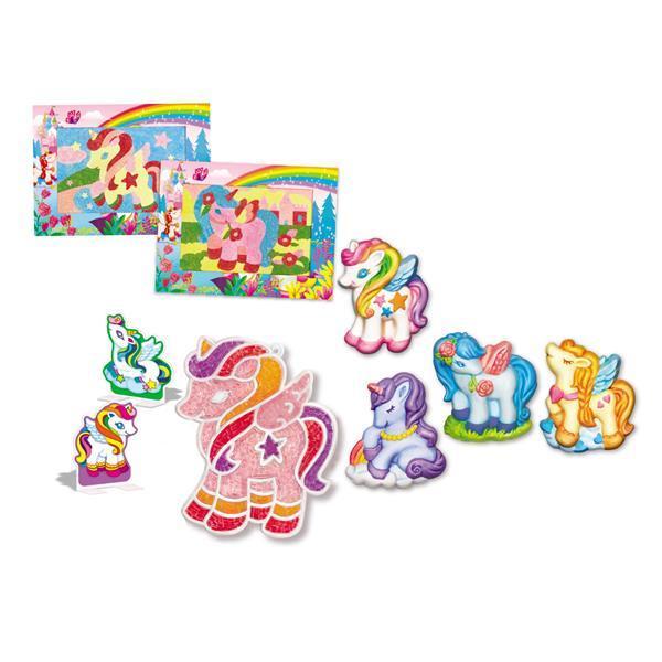 Детский набор для творчества 4M Волшебные единороги (00-05536)