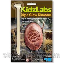 Набор для исследований 4M Раскопки динозавра (в ассорт. 6 шт.) (00-05920)
