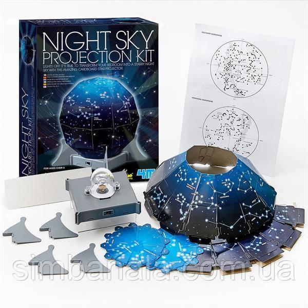 "Набор для исследований 4M ""Проектор ночного неба"""