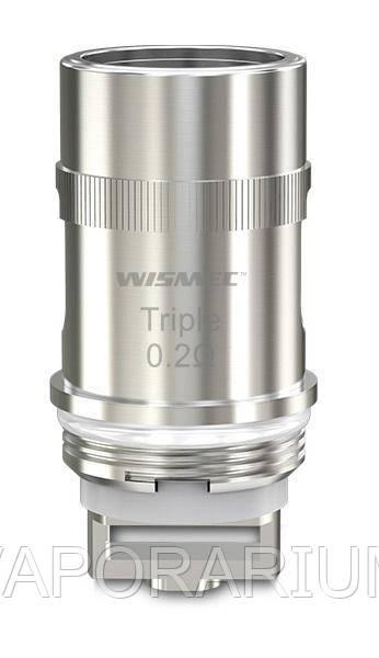 Испаритель Wismec WS01 Triple 0.2 Ом