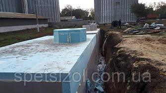 """""""Наружная гидроизоляция бетонных резервуаров для хранения воды."""""""