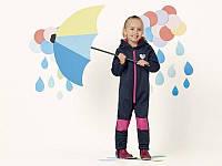Комбінезон Lupilu Softshell, водо-вітронепроникний одяг, софтшел