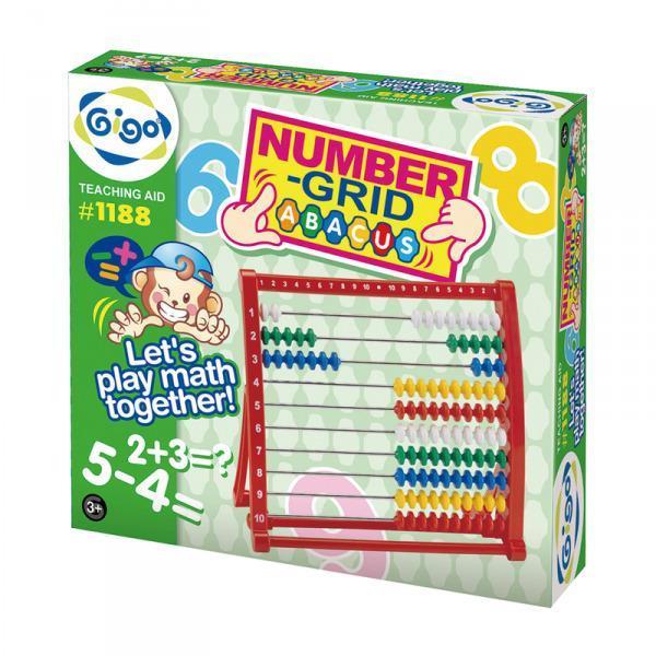 Счеты детские Gigo маленькие (1188)