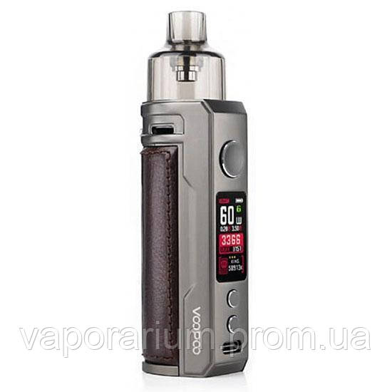 Voopoo Drag S 60W VW Pod Kit 2500mAh Chestnut