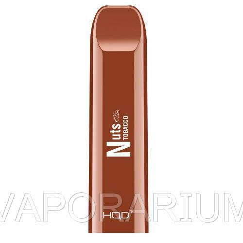 Одноразовый Pod HQD V2 Nuts Tobacco 5% Original