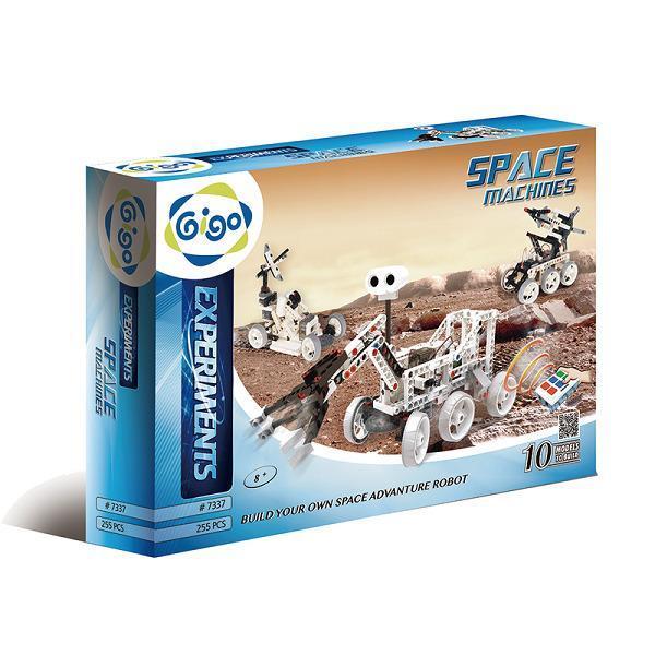 Конструктор Gigo Космічні машини (7337)