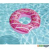Плавательный круг Bestway Пончик (36118) 1.07 м, фото 3