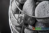 Электрокаменка для сауны и бани HUUM DROP 9 кВт, Электрокаменка, Эстония, 8-15 м3, 9 квт, 380, Напольная,, фото 4