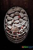 Электрокаменка для сауны и бани HUUM DROP 9 кВт, Электрокаменка, Эстония, 8-15 м3, 9 квт, 380, Напольная,, фото 6
