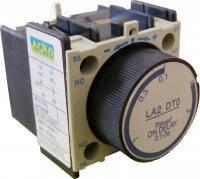 Блок задержки БЗ-22 (LA2-DТ2) (0,1-30,0с Вкл)