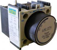 Блок задержки БЗ-23 (LA2-DТ4) (10,0-180,0с Вкл)