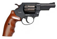 Револьвер под патрон Флобера Safari РФ 431 рукоятка орех