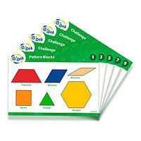 Геометрическая мозаика Gigo с карточками 250 эл. (1042R)