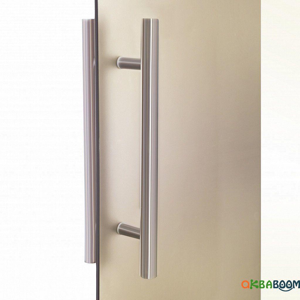 Стеклянная дверь для хамама GREUS Premium 70/200 бронза, Дверь стеклянная, Украина, 70/200