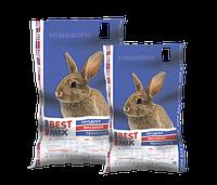 Комбікорм Best Mix відгодівельний для кролів з 2 місяців /25 кг