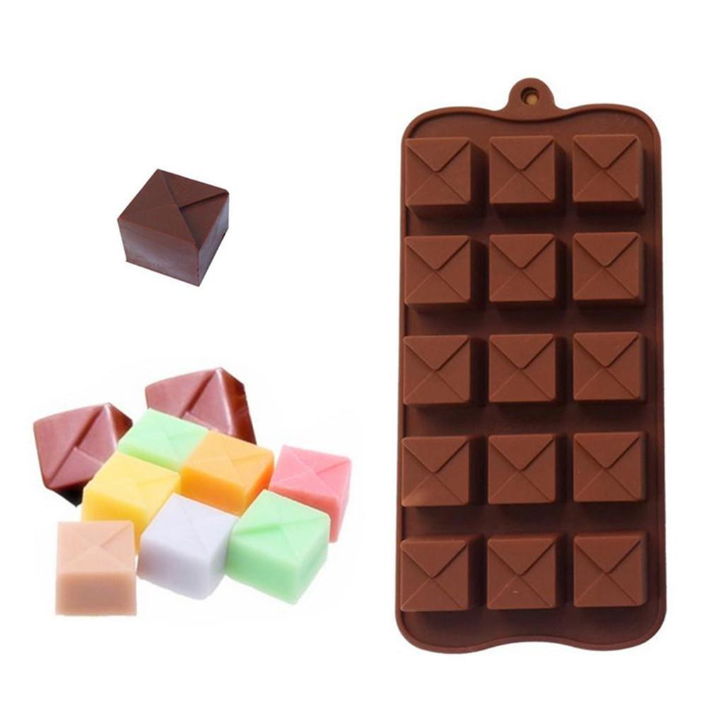 Форма силиконовая для конфет Конвертик
