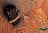 Электрокаменка Sawo Tower Corner TH6-120N-CNR, Электрокаменки, Финляндия, 10-18 м3, 12 квт, 380, Напольная,, фото 3