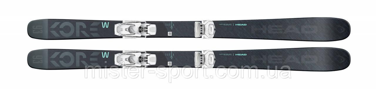 Лыжи HEAD Kore 93 W + Крепление ATTACK² 12 2021
