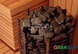 Электрокаменка Sawo Tower Round TH12-240N, Электрокаменки, Финляндия, 36-45 м3, 24 квт, 380, Напольная,, фото 3