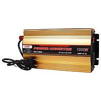 Перетворювач UKC AC-DC UPS 1300W 7060
