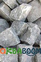 Камень для бани Теплодар Диабаз колотый (20 кг)