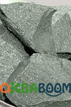 Камень для бани Теплодар Жадеит колотый (10 кг)