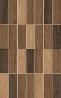Керамическая плитка Karelia микс коричневая 25х40 цена за 1 шт