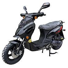 Скутер VENTUS VS80QT-7 80 см3 чёрный